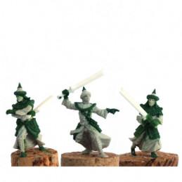 Wojownicy Pustyni z mieczami